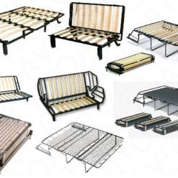 Всё для кроватей и мягкой мебели
